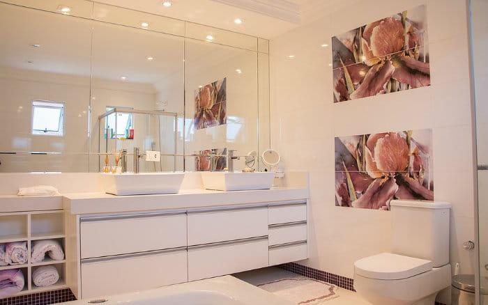 Foto de banheiro para post sobre como reformar banheiro pequeno