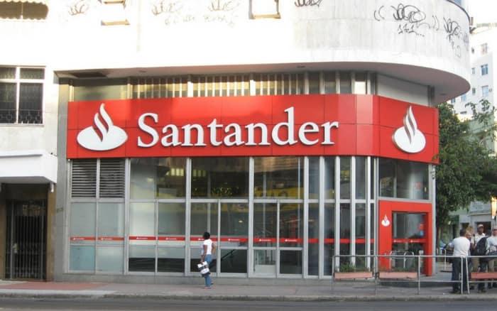 Imagem do banco Santander para ilustrar post sobre Previdência Privada Santander