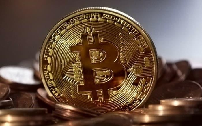 Imagem de bitcoin para ilustrar post sobre Seguro para bitcoin
