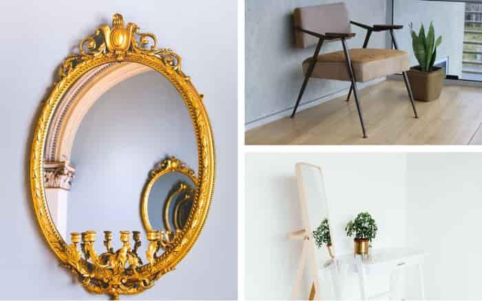 Dicas com decoração com espelho