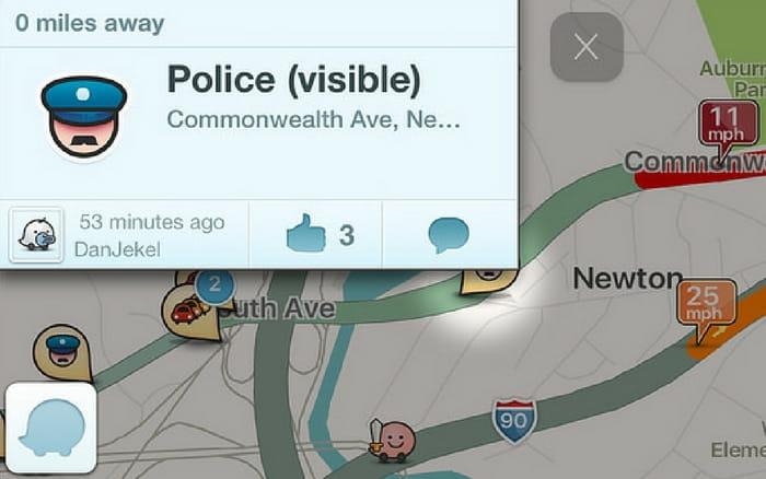 Imagem de trânsito para ilustrar post sobre waze e o trânsito