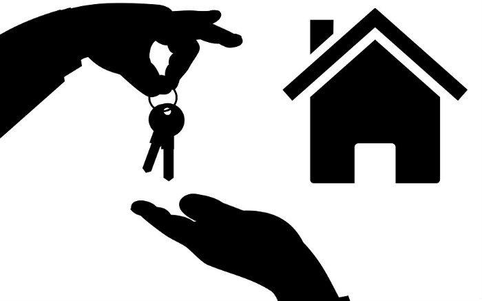 Imagem de compra de imóvel para ilustrar texto sobre como declarar compra de imóvel