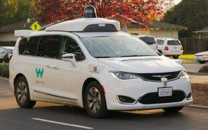 Imagem de veículo autônomo para ilustrar post sobre como é andar de carro autônomo