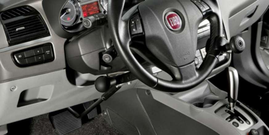 Imagem de carro adaptado para ilustrar post sobre seguro carro adaptado