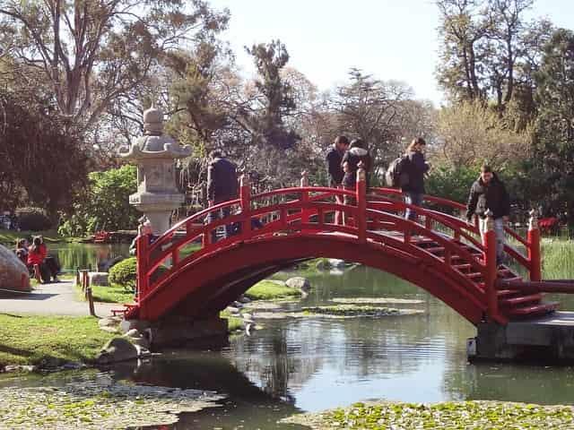 Jardim Japonês - Buenos Aires