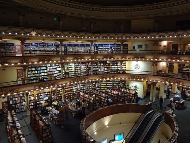 Livraria El Ateneo Grand Splendid