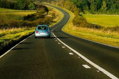 Dicar para pegar a estrada pela primeira vez