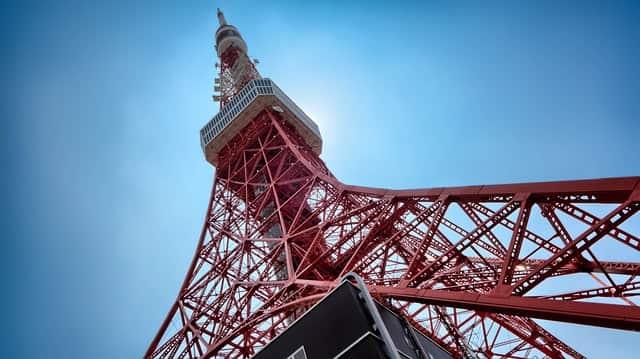 Imagem da Tokyo Tower