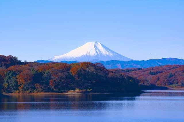 Imagem do Monte Fuji