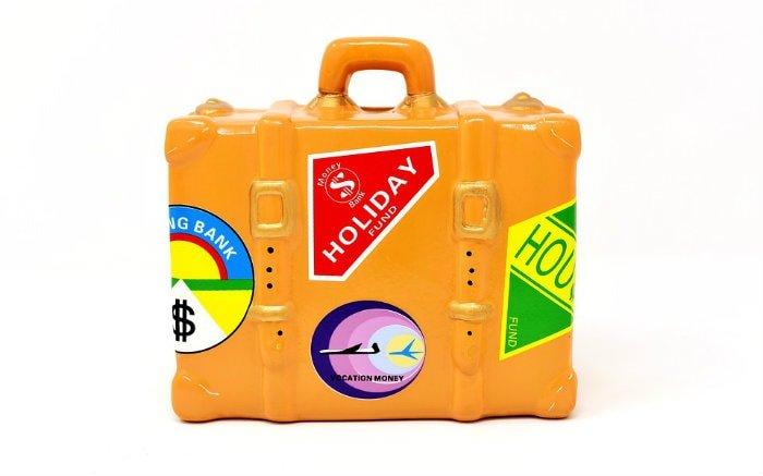 Imagem de mala ilustrando texto sobre mala de viagem segura
