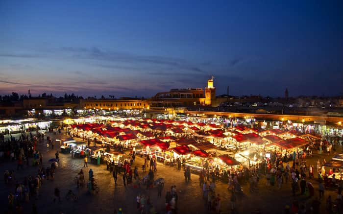 Foto de Marrocos para texto sobre viagem de lua de mel