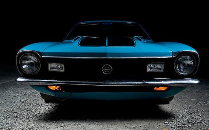 Foto de Maverick para texto sobre carros clássicos brasileiros