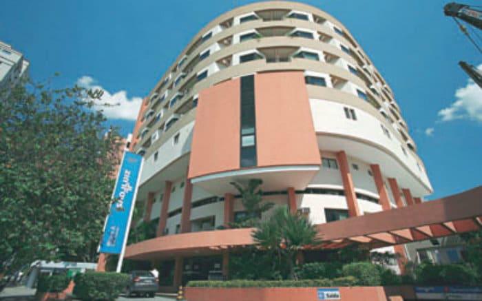 Foto da fachada do Hospital São Luiz para ilustrar texto sobre planos que cobrem Hospital São Luiz