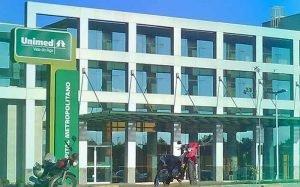 Foto de hospital para ilustrar texto sobre Unimed para MEI