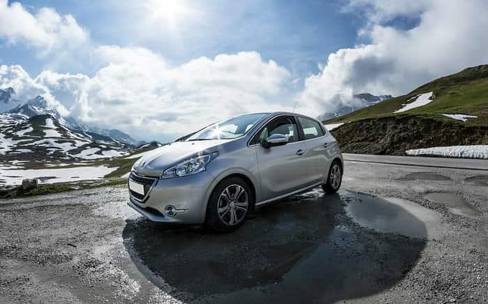 Foto de Peugeot para ilustraar texto sobre os melhores carros 2018 em relação ao custo-benefício,