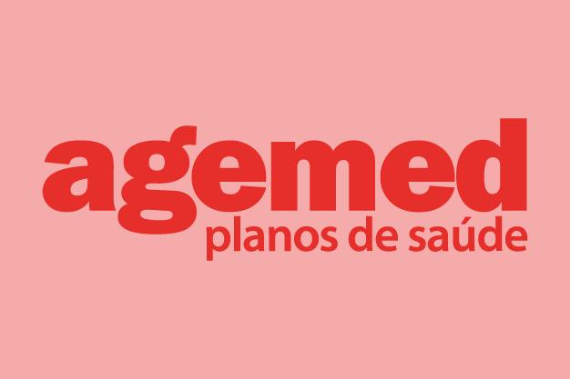 Logo da Agemed para post sobre a empresa