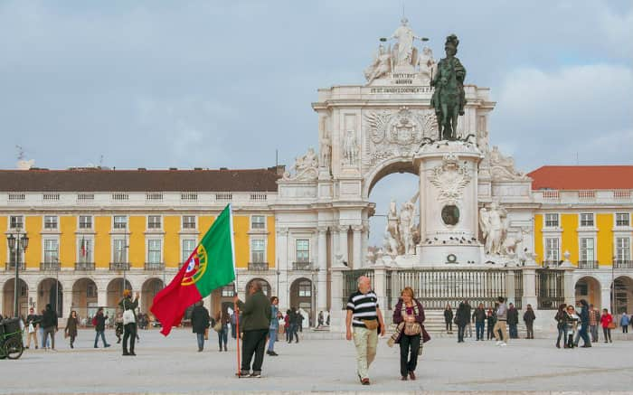 Imagem de Portugal para ilustrar texto sobre roteiro de portugal