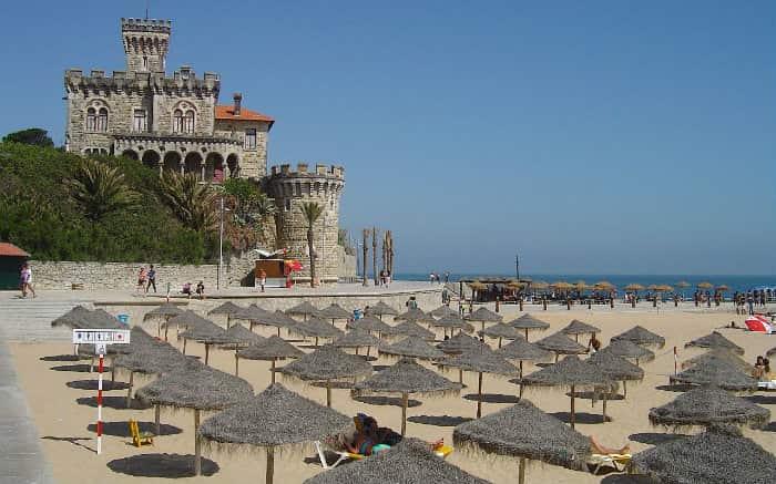 Foto de Estoril para matéria sobre roteiro de Portugal