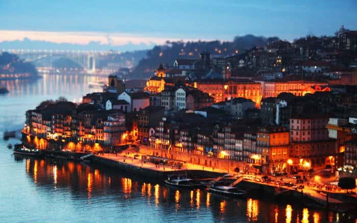 Imagem de Porto para ilustrar texto sobre roteiro de Portugal
