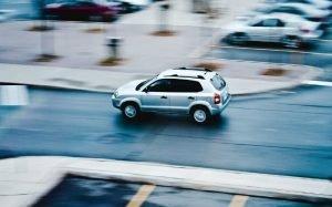 Foto de carro grande SUV para ilustrra texto sobre carros para família grande