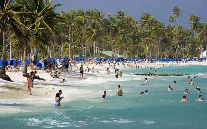 Foto de San Andrés para ilustrar texto sobre Caribe Colombiano