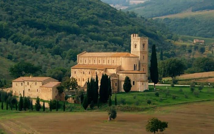 Foto da região da Toscana para ilustrar texto sobre lugares para viajar a dois.