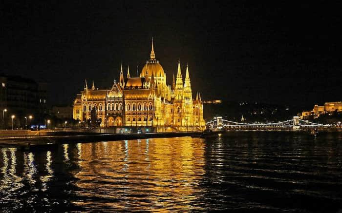 Foto de Budapeste para texto sobre destinos internacionais baratos