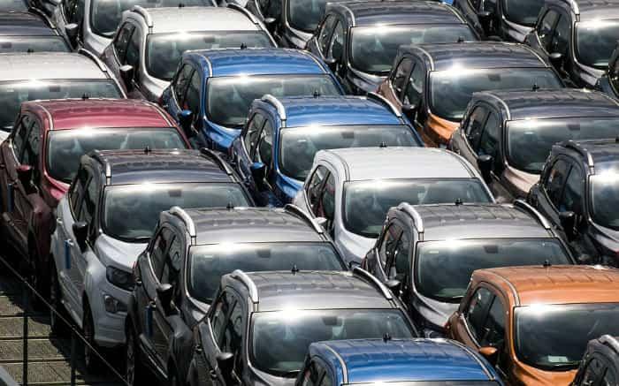 Imagem de carros novos para ilustrar texto sobre lançamentos de carro 2019