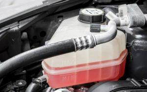 imagem de sistema de arrefecimento de um carro
