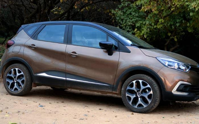 Imagem de SUV da Renault