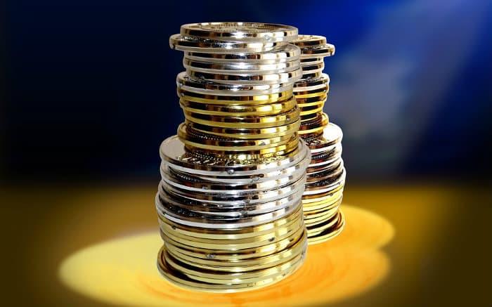 Imagem de dinheiro para texto sobre empréstimo sem garantia para empresa
