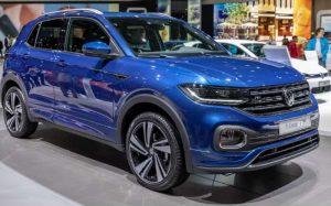 Imagem do T-Cross para texto sobre destaques de carros em 2019