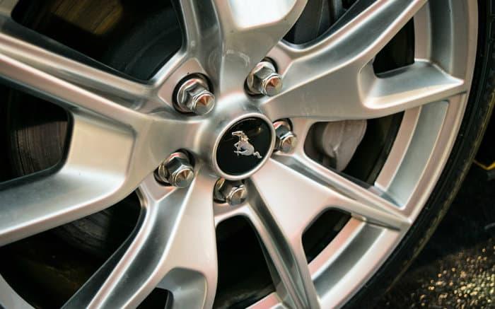 Imagem de rodas de alumínio