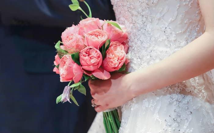foto de noivos para texto sobre empréstimo para casamento