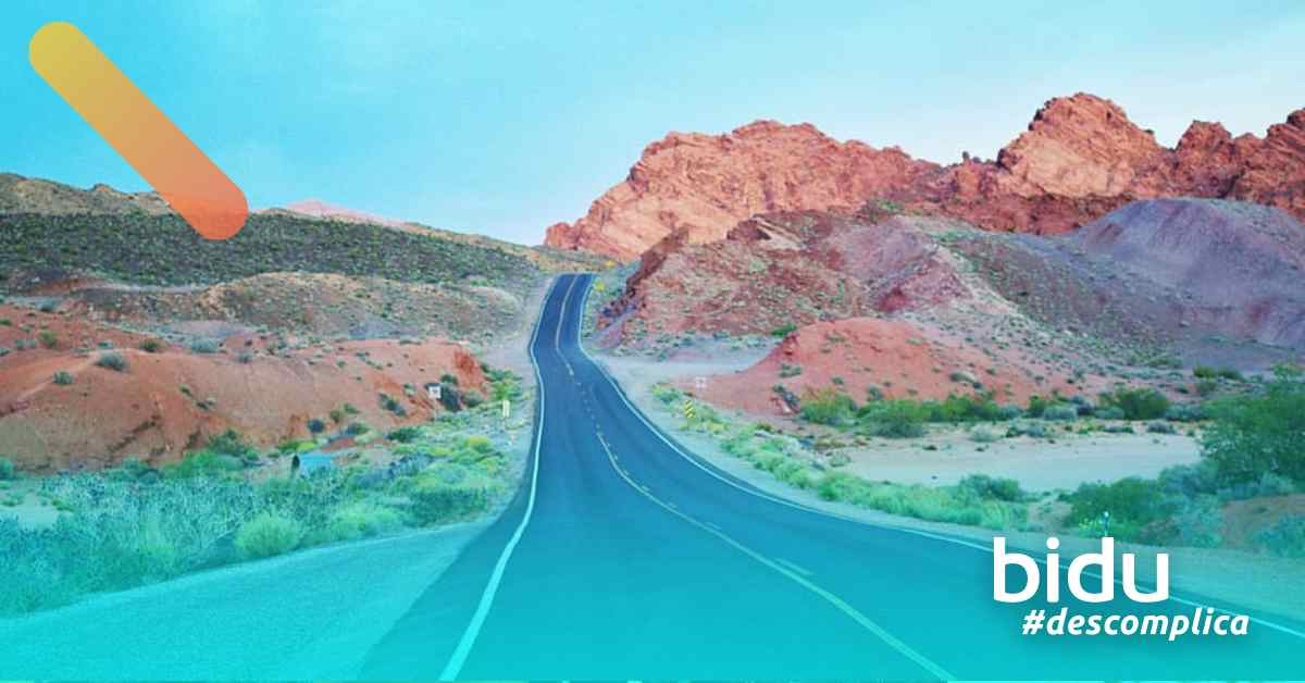 imagem de estrada para texto sobre seguro carta verde