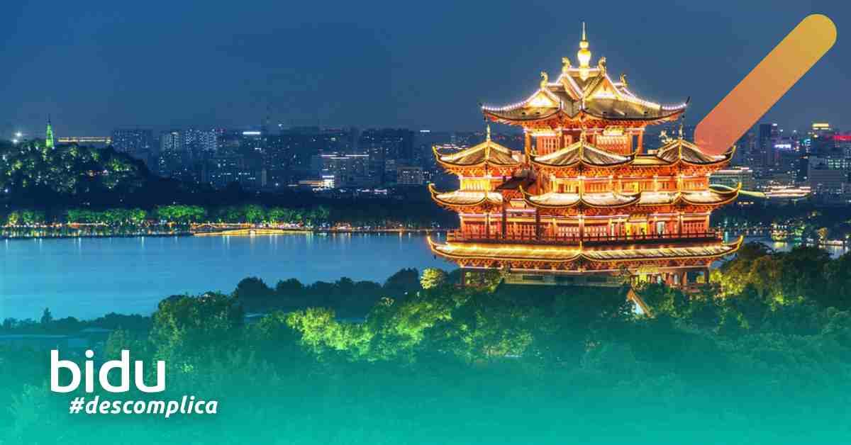 Imagem da Cina para texto sobre seguro viagem para China
