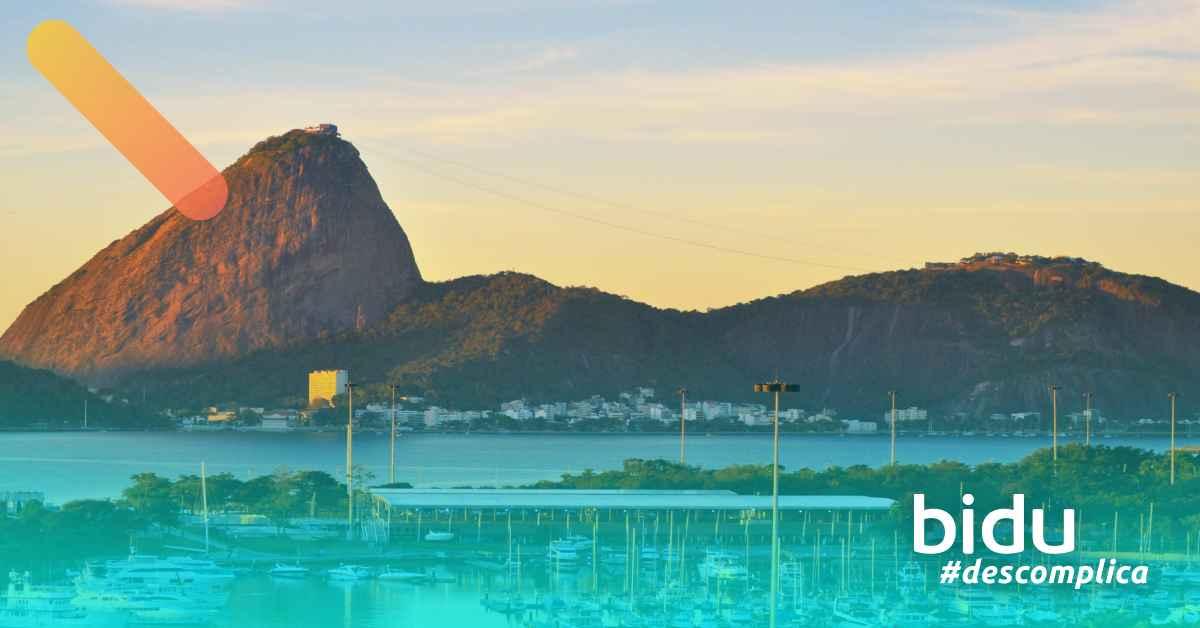 imagem do rio para texto sobre IPTU RJ