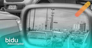 imagem de carros para texto sobre insenção de IPVA