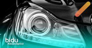Imagem de carro limpo para texto sobre detalhamento automotivo