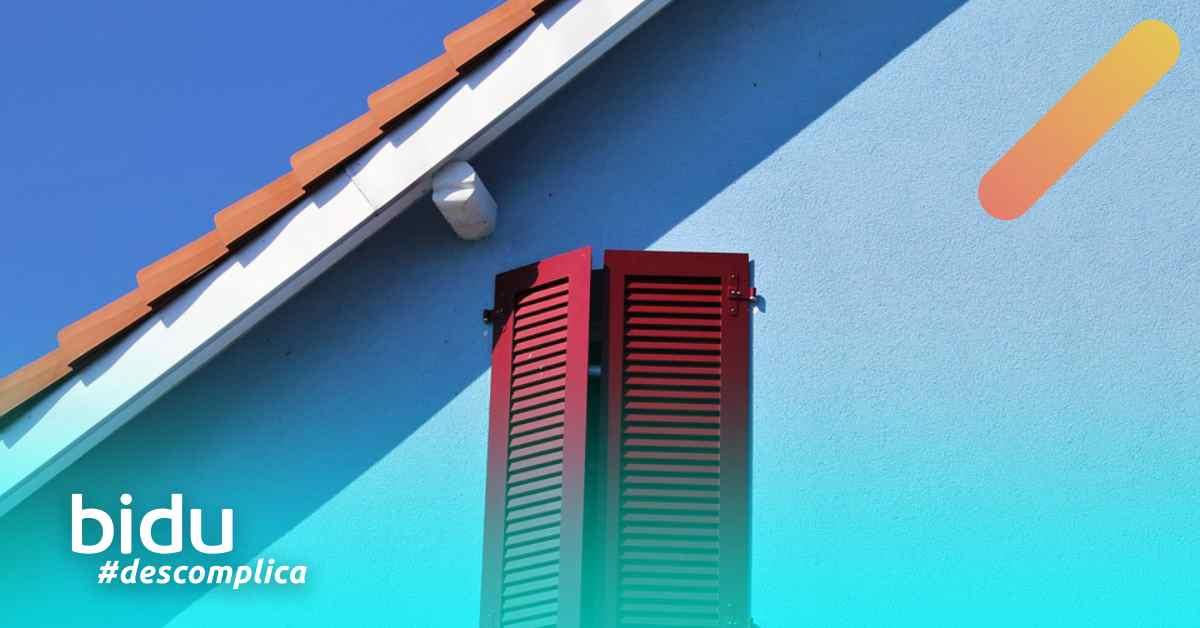 Imagem de casa para texto sobre como funciona o seguro residencial
