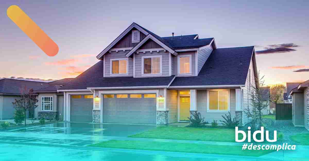 """foto de casa para texto sobre """"seguro residencial é caro?"""""""