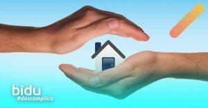 Ilustração de casa para texto sobre Como contratar Porto Seguro Residencial