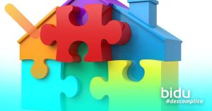 ilustração de casa para texto sobre como contratar seguro residencial tokio marine