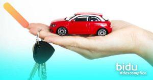 imagem de carro e chave para texto sobre comprar carro na pandemia